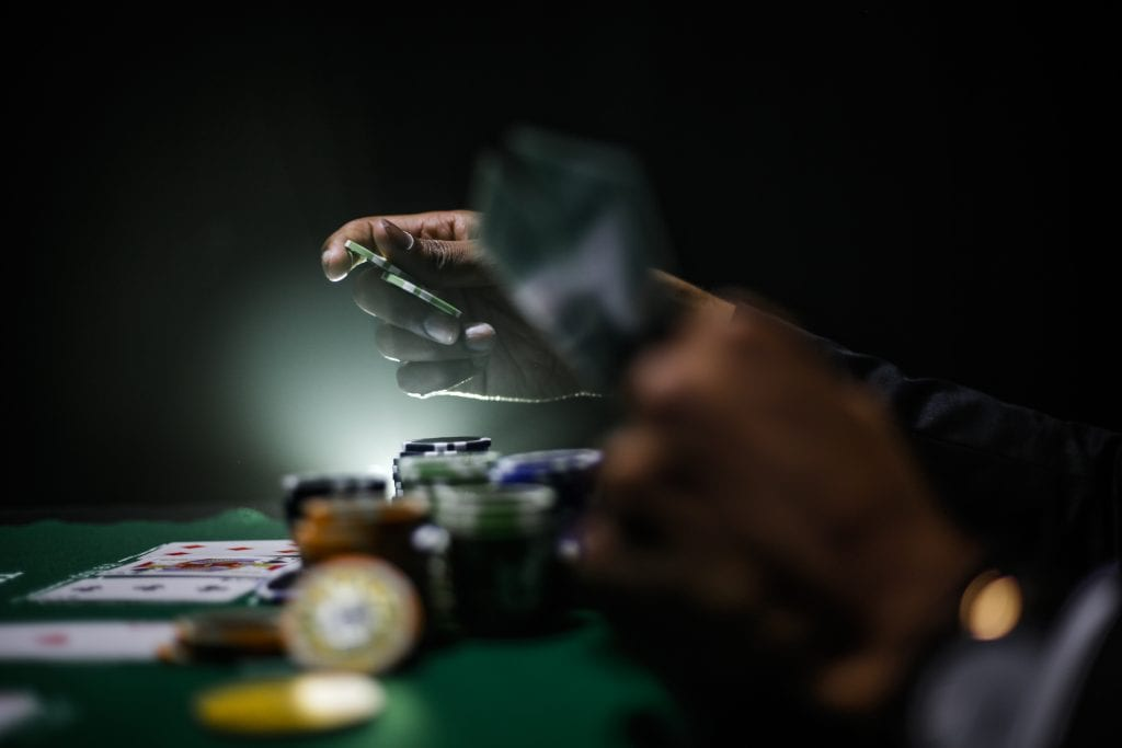 Live Texas Hold´em Dealer Schweiz