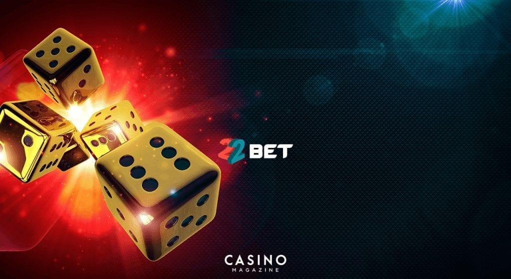 22Bet casino live dealer