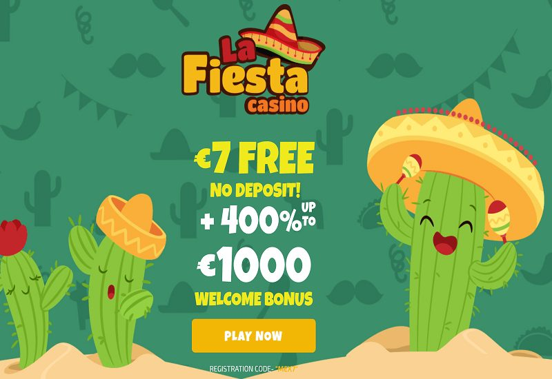 LaFiesta Live Casino