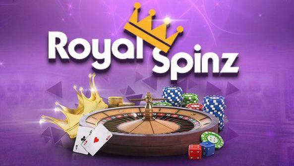 Royal Spinz Live Casino