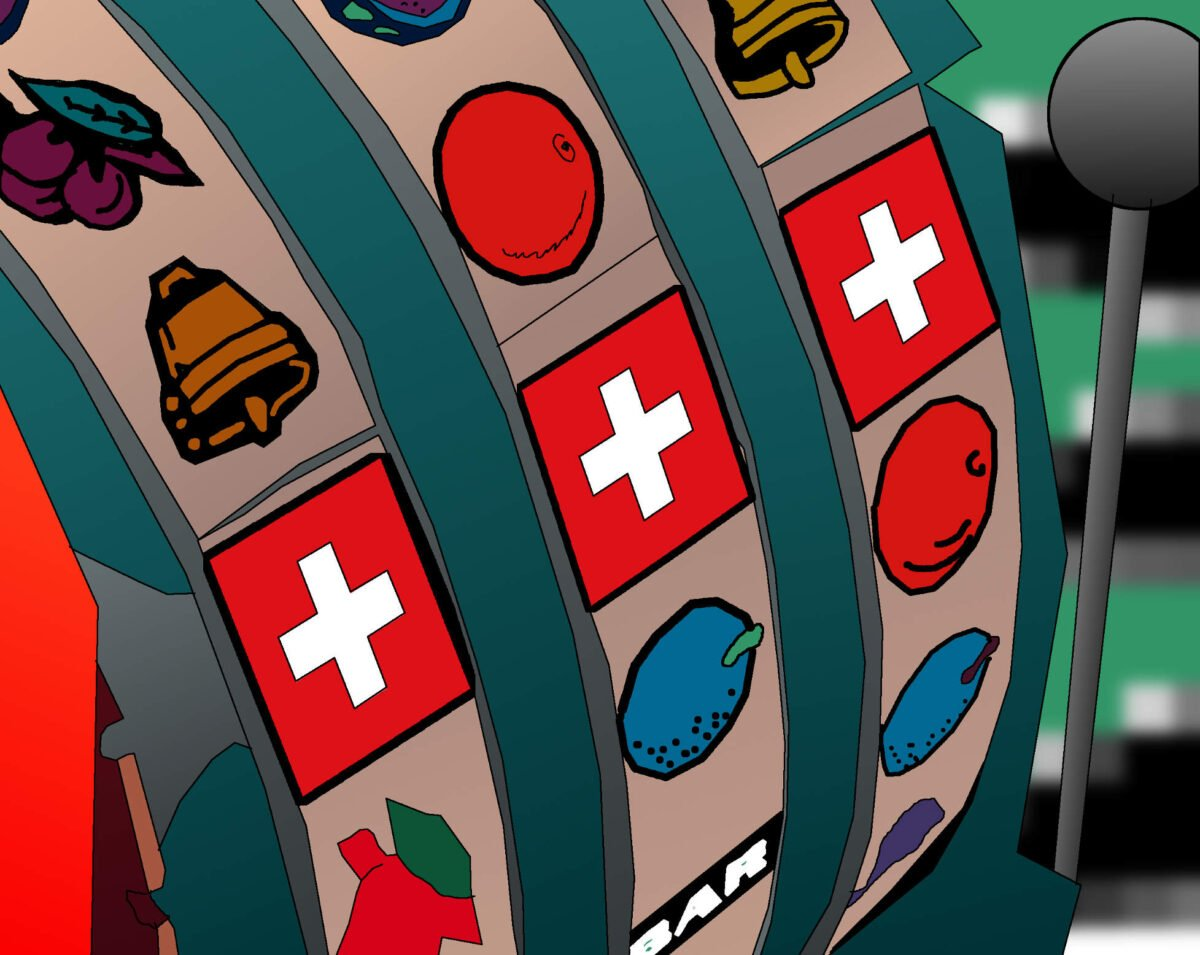 online slots Schweiz