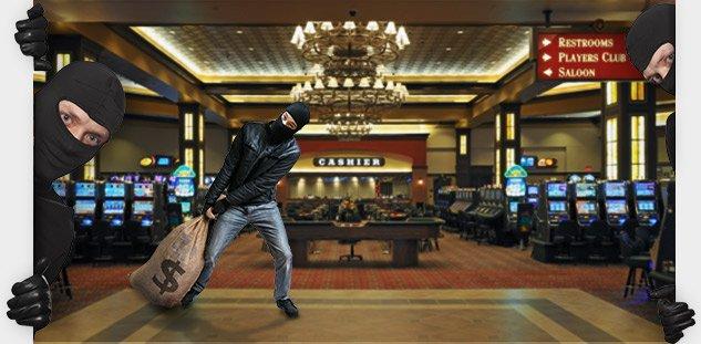 casino Schweiz Diebstahl